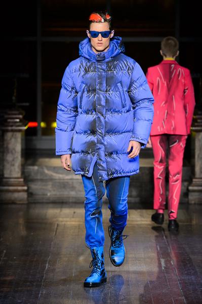 Неделя мужской моды в Лондоне: главные показы | галерея [2] фото [7]