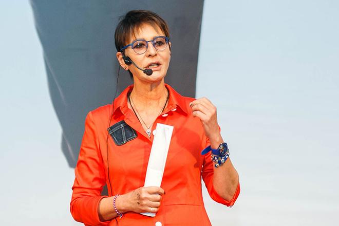 Ирина Хакамада новый мастер-класс по управлению эмоциями