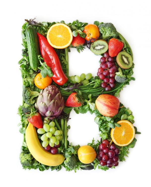 Продукты с содержанием витамина B: перечень. Видео