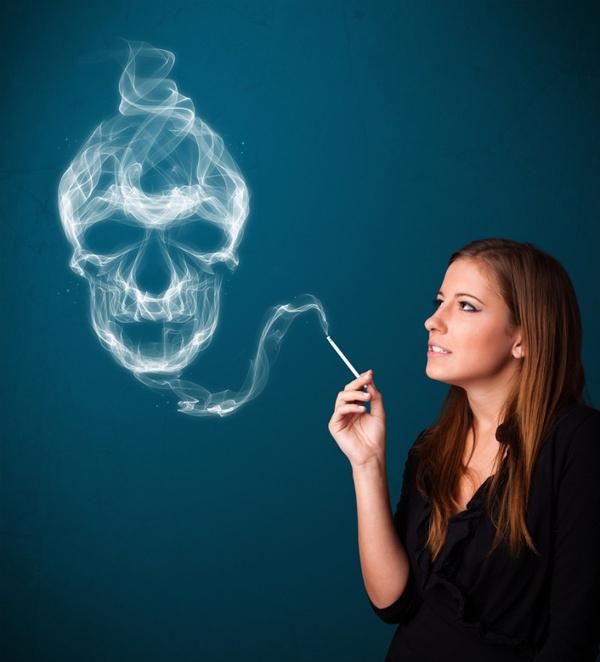 Курение вредно для здоровья