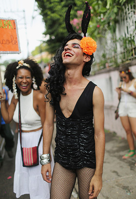 Бразильский карнавал фото 2015