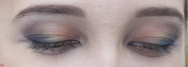 Елена Егорова, макияж до и после, фото