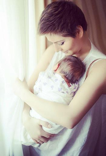 Мария Кожевникова с сыном фото