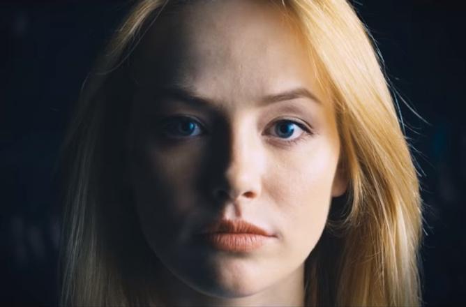 Зоя Бербер: клип Отражение