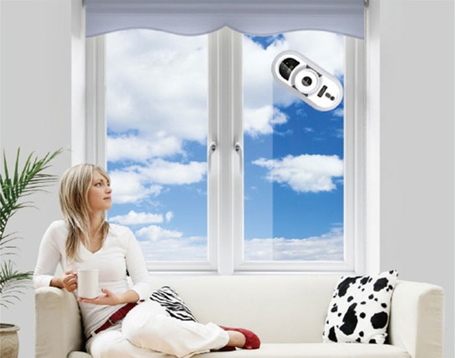 Волгоград, робот, робот для мытья окон, окна, как мыть окна, HOBOT, купить робот для мытья окон