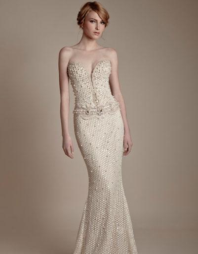 Свадебное платье Ersa Atelier 2013