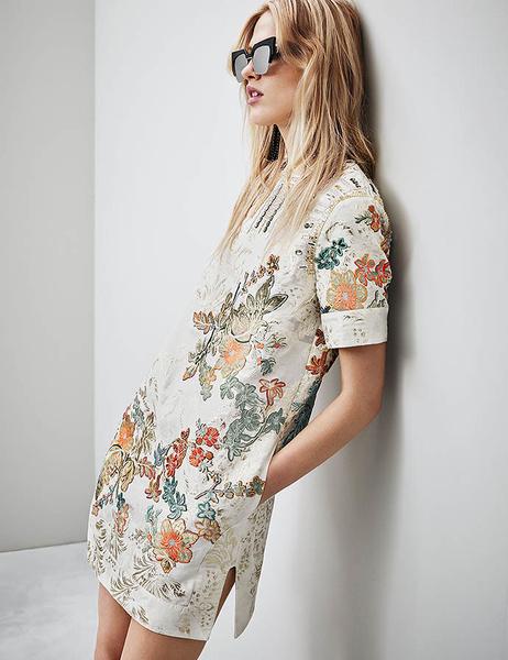 H&M представили новую коллекцию Conscious Exclusive в Париже | галерея [1] фото [17]