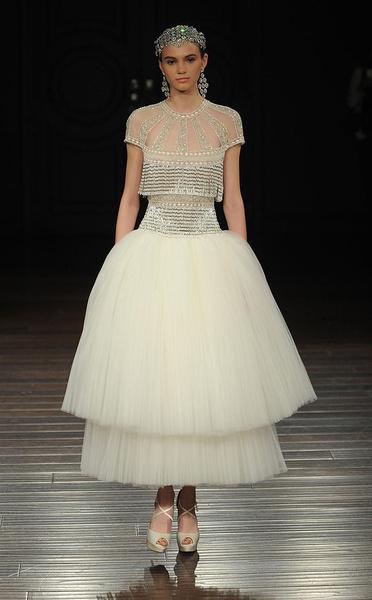 Лучшие коллекции Недели свадебной моды   галерея [5] фото [9]