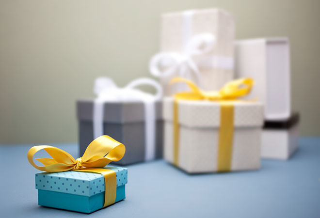 Подарок на годовщину свадьбы