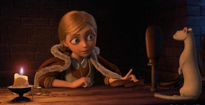 В Китае выходит в прокат российский мультфильм «Снежная королева»