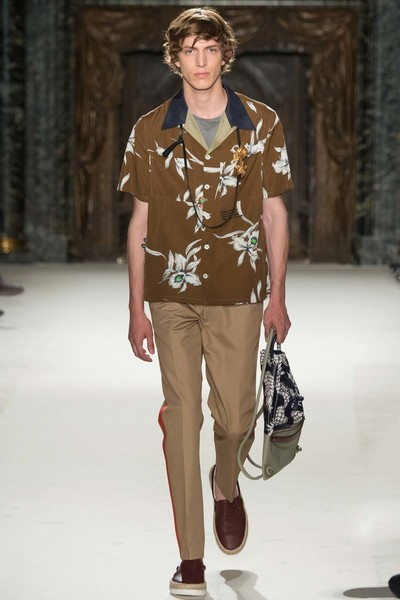 Неделя мужской моды в Париже: лучшие показы | галерея [1] фото [30]