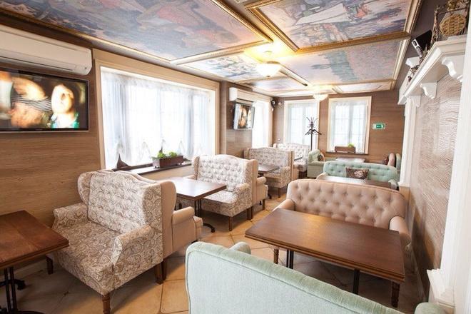 Итальянский ресторан в Томске