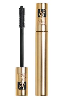Водостойкая тушь Everlong Mascara, Yves Saint Laurent, будто волшебная палочка - всего один взмах и ресницы заметно удлиняются