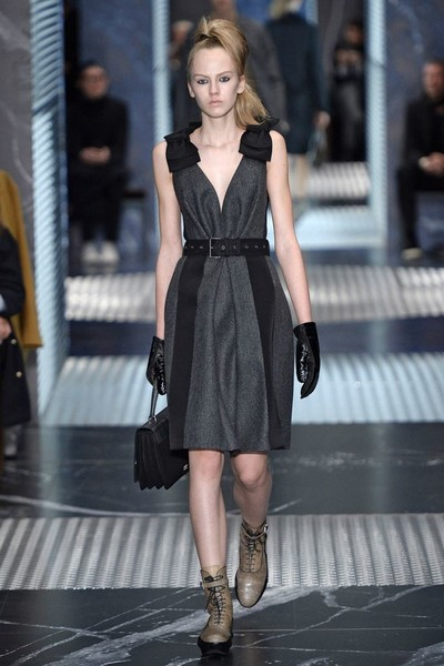 Бренд Prada представил на Неделе мужской моды в Милане сразу две коллекции | галерея [3] фото [2]
