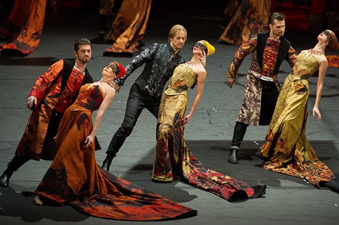 «Ромео и Джульетта», Театр оперы и балета, фото