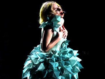 Леди ГаГа (Lady GaGa) установила рекорд
