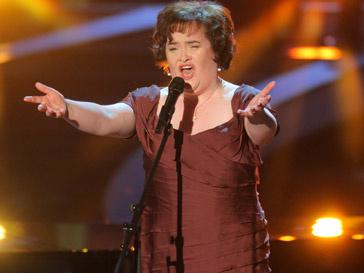 Сьзан Бойл (Susan Boyle) - рекордсмен продаж