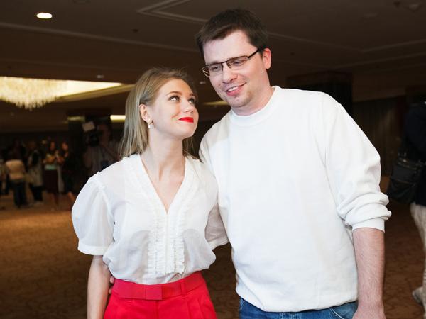 Кристина Асмус и Гарик Харломов скоро станут родителями.