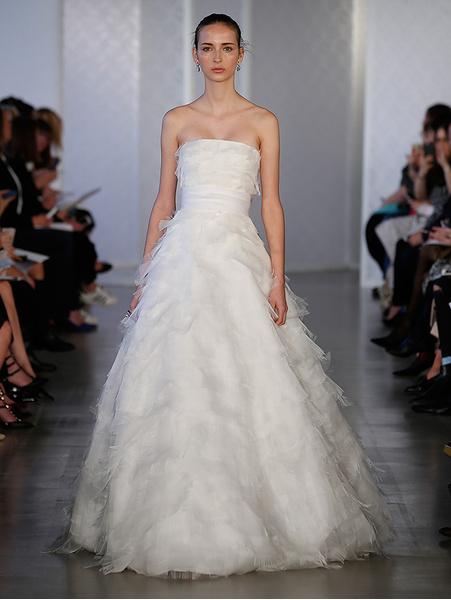 Лучшие коллекции Недели свадебной моды   галерея [3] фото [22]