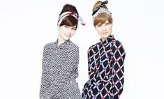 Celia Birtwell создал осеннюю коллекцию платьев для Uniqlo