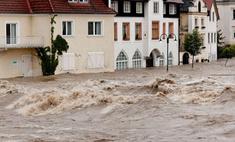Европа уходит под воду