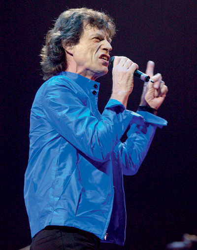 Мик Джаггер (The Rolling Stones)