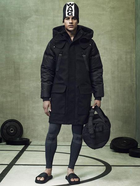 Коллекция Alexander Wang x H&M осень-зима 2014