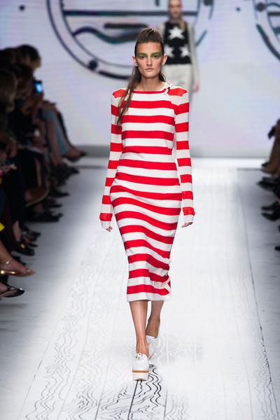 50 лучших платьев Недели моды в Милане | галерея [1] фото [11]
