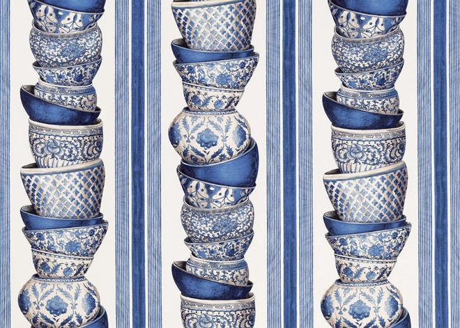 Ткань Ming, Pierre Frey, салоны Lege Alto.