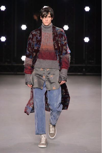 Неделя мужской моды в Лондоне: главные показы | галерея [1] фото [5]
