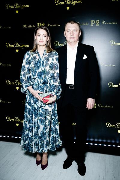 В Москве прошел торжественный ужин Dom Pérignon | галерея [1] фото [10]
