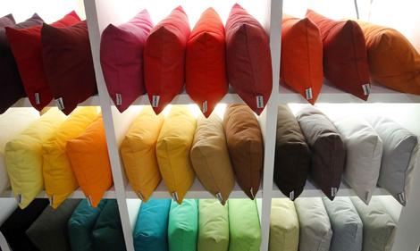 Выставка Home Textiles Premium: главные тренды этого сезона | галерея [1] фото [11]
