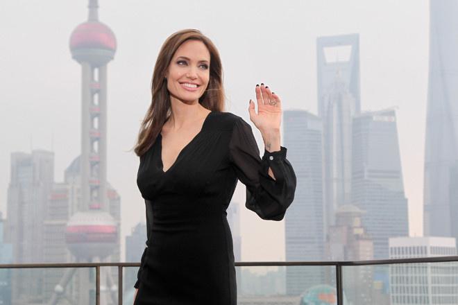 Анджелина Джоли последний новости 2015