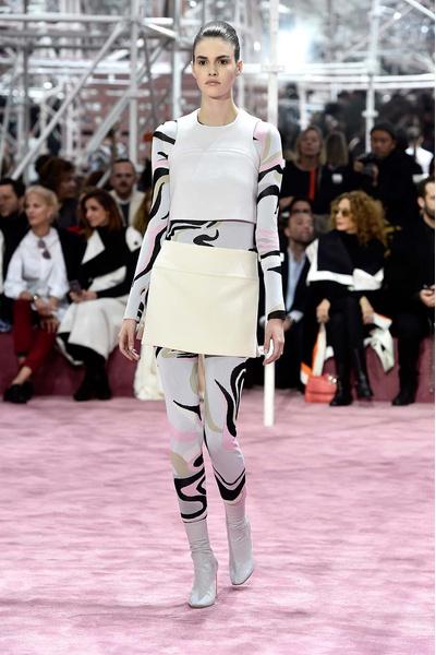 Показ Dior Haute Couture   галерея [1] фото [3]