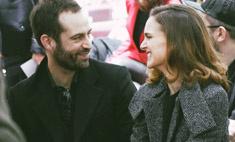 Милота дня: Натали Портман с мужем на показе Dior