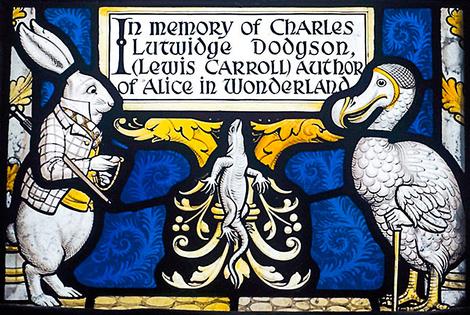 Выставка в честь 150-летия «Алисы в стране чудес»   галерея [1] фото [3]