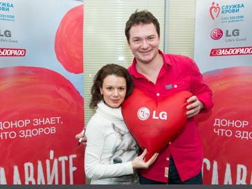 День донора LG Electronics