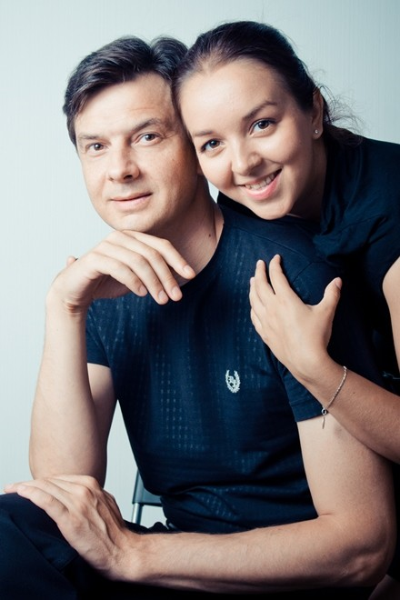 Анастасия Крафт, Николай Швецов