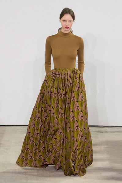 Самые красивые образы Недели моды в Лондоне | галерея [1] фото [3]