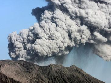 вулкан, стихия, извержение, катастрофа