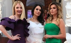 Пынзарь или Бородина: чье платье круче?