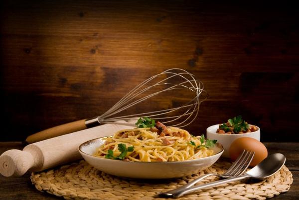 Рецепт пасты алла карбонара