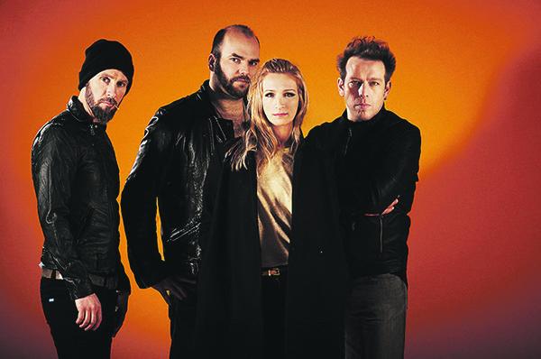 Группа «Guano Apes».