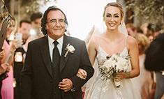 Роскошней свадьбы не было: Аль Бано выдал дочь за миллиардера