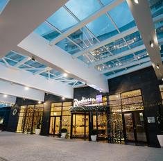 Radisson Blu в Сочи приглашает на белый Новый Год