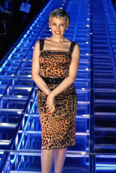 «Леопардовые» туалеты нужно уметь носить, и Кайли эта задача по плечу