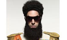 Первое фото Саши Барона Коэна в образе Саддама Хусейна