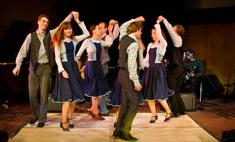 Научись ирландским танцам в Воронеже бесплатно