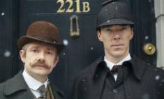 Новогоднюю серию «Шерлока» покажут в кино в России