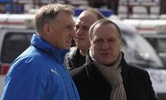 Дик Адвокат согласился возглавить сборную России по футболу